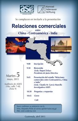 Invitación-presentación-Relaciones-comerciales-Centroamérica-Chica-e-India.-5.5.15
