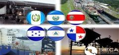 america central comercio internacional de mercancias