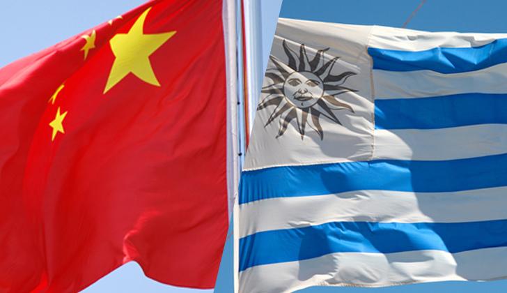 uruguay china