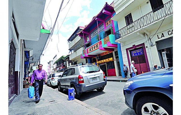 Barrio Chino y San Felipe panamá