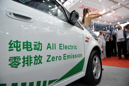 cero emision china