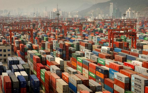 comercio exterior china