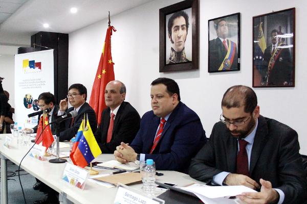 taller venezuela china