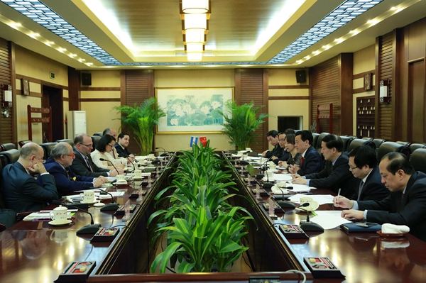 China-Argentina agricultural cooperation