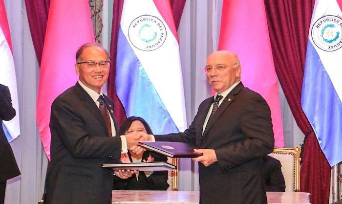 55393d2c4 Acuerdo entre Paraguay y Taiwán sobre convenio para el transporte ...