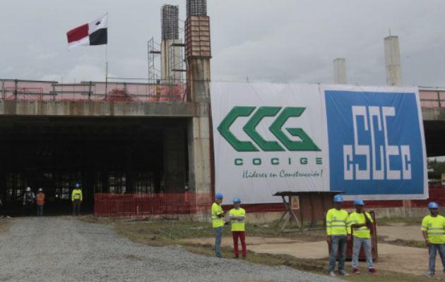China Construction America Convenciones Amador