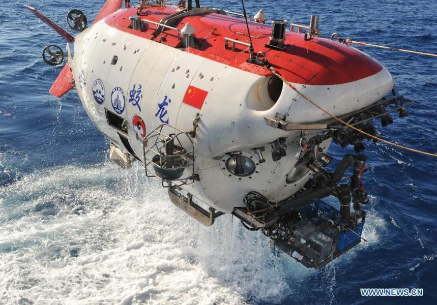 Jiaolong Submergsible