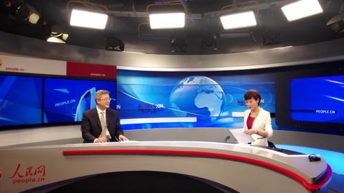 Zhu Qingqiao, Director General de América Latina y el Caribe del Ministerio de Relaciones Exteriores